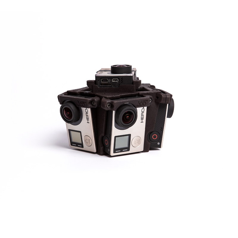 Rig GoPro Freedom 360